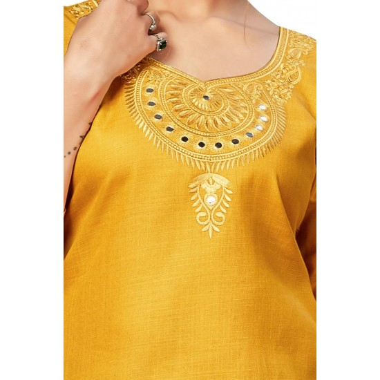 Catalog of  Embroidery Top For Womens