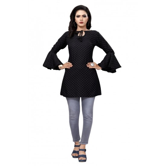 Catalog of  Beautiful Heavy Crepe Top For Women