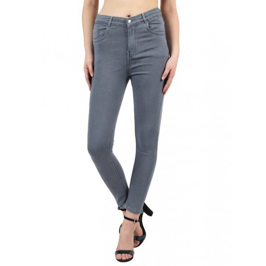 Delhi Beautiful Siknny  Jeans For Woman