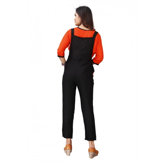 Catalog Of Casual Wear Dungaree For Woman